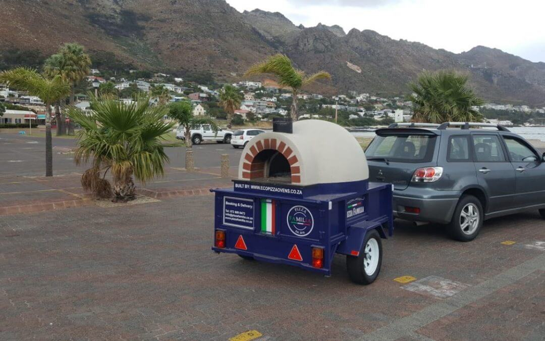 Courier Services Available for Ordering Pizza Ovens