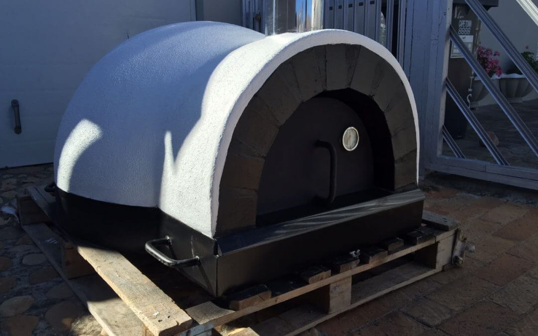 How a Wood-Burning Oven Works